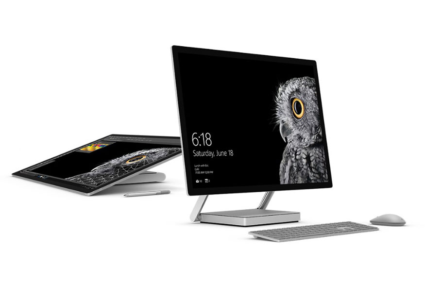 Microsoft's Surface Studio All-In-One PC Unveiled, Prices Start at $2,999