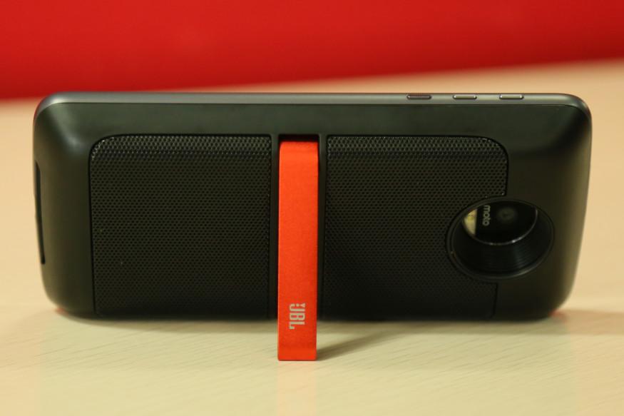 Motorola Moto Z JBL SoundBooster