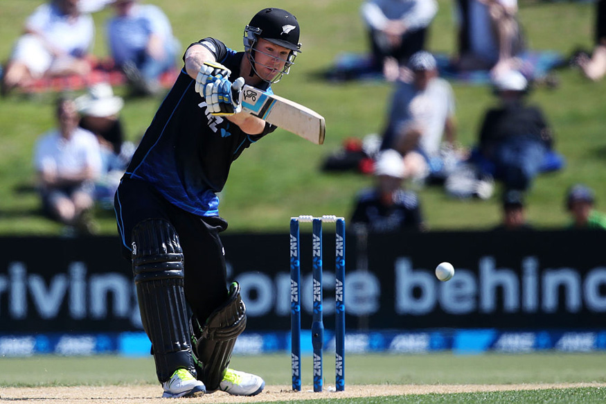 India vs New Zealand 3rd ODI Live Score: Late Onslaught Helps NZ Post 285 in Mohali