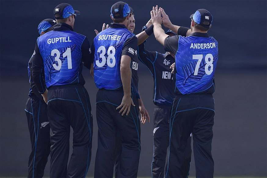 File Image of New Zealand ODI Team. (Getty Images)