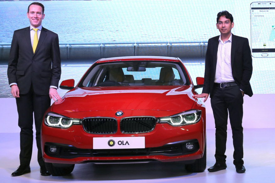 Ola Will Offer BMW Rides Starting at Just Rs 250