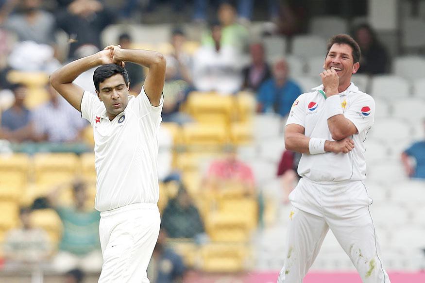 Pakistan's Yasir Shah Wants Match With India's Ravichandran Ashwin