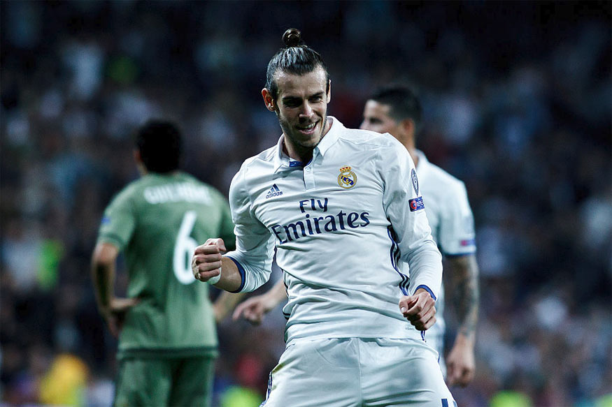 Gareth Bale. (Getty Images)