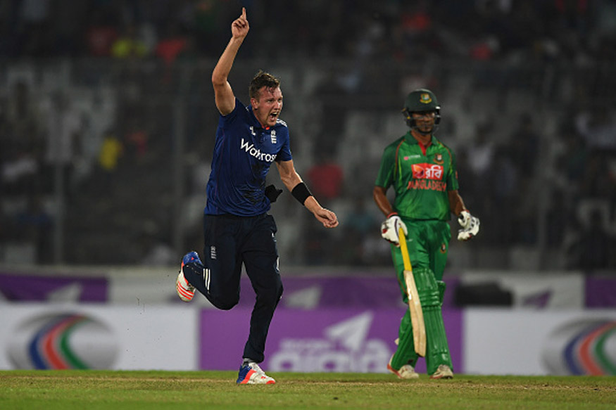 England's Jake Ball Makes A 'Dream Debut' In Dhaka