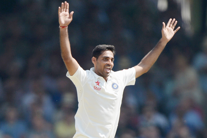 A file photo of Indian pacer Bhuvneshwar Kumar. (Getty Images)