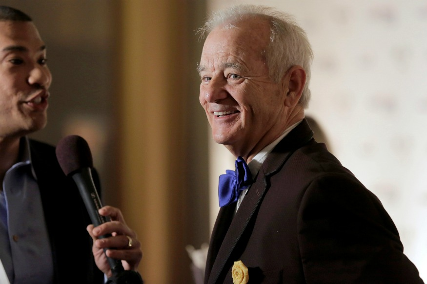 Bill Murray Accepts Mark Twain Prize For American Humor After Gentle Roast