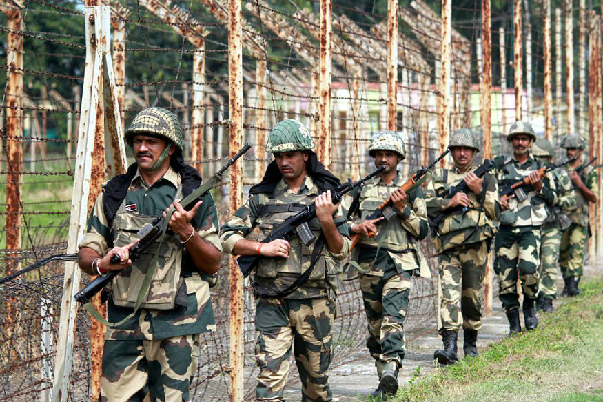 BSF Jawan, Army Officer Killed in Ceasefire Violation by Pakistan
