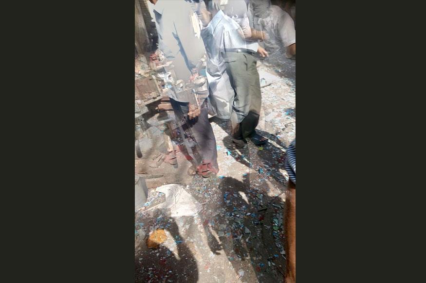 Watch: Blast in Chandni Chowk Kills 1, Injures Two