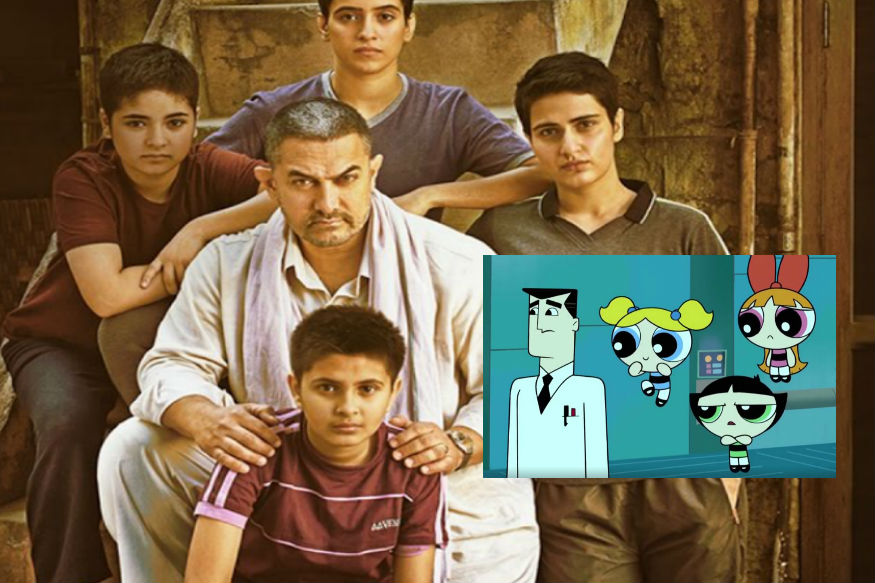This Mashup Of Dangal And The Powerpuff Girls Is All You Need To Watch Today