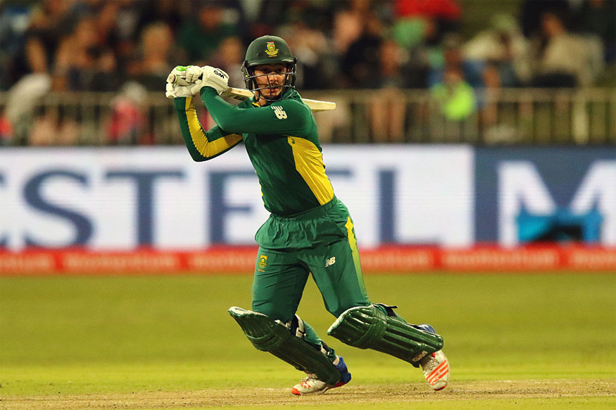 Quinton de Kock. (Getty Images)