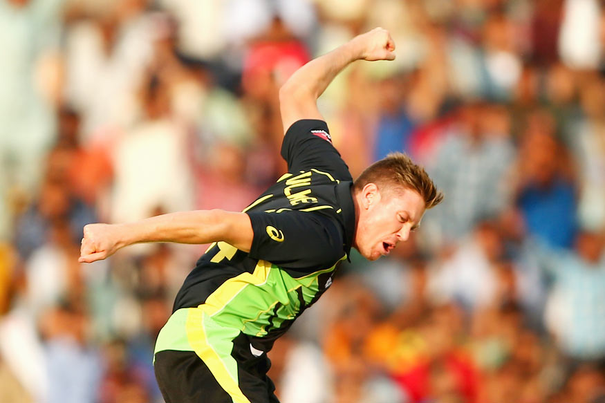 James Faulkner. (Getty Images)