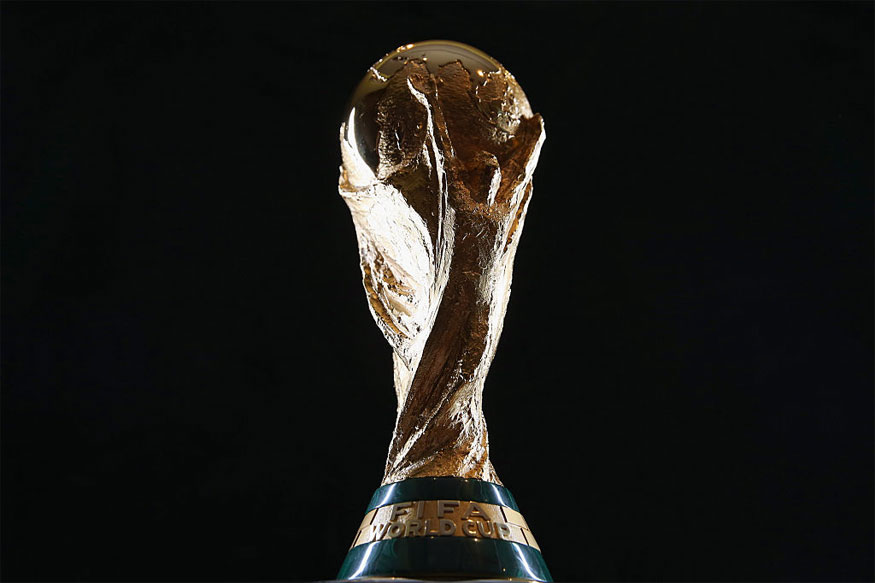 File photo of the Fifa World Cup trophy (Getty Images)