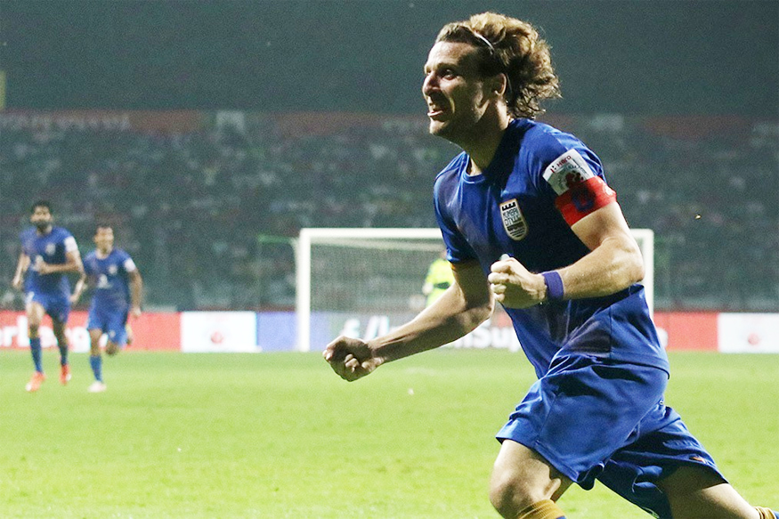 Diego Forlan. (Getty Images)