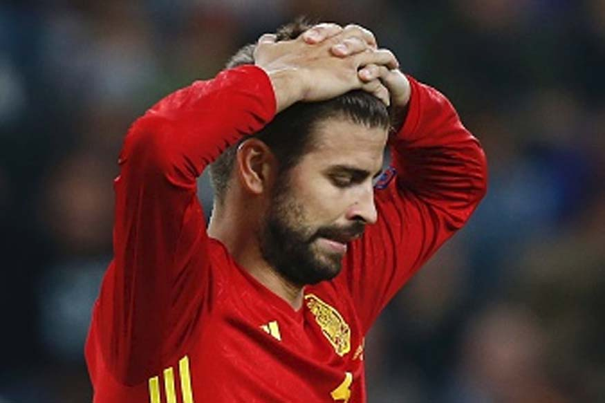 Gerard Pique.  (Picture Credit: Getty Images)
