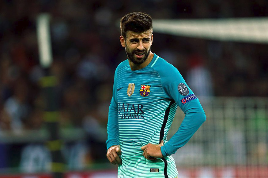 Gerard Pique  (Picture Credit: Getty Images)