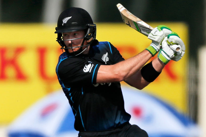 India vs New Zealand, Live Cricket Score, 1st ODI, Mumbai: Guptill, Munro Off to a Good Start