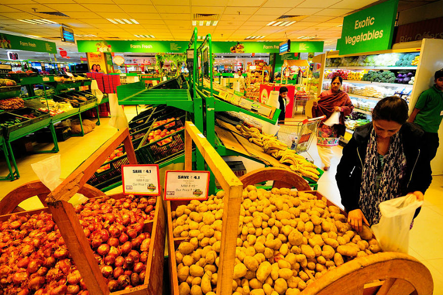 Indias December Retail Inflation Hits 17-Month High of
