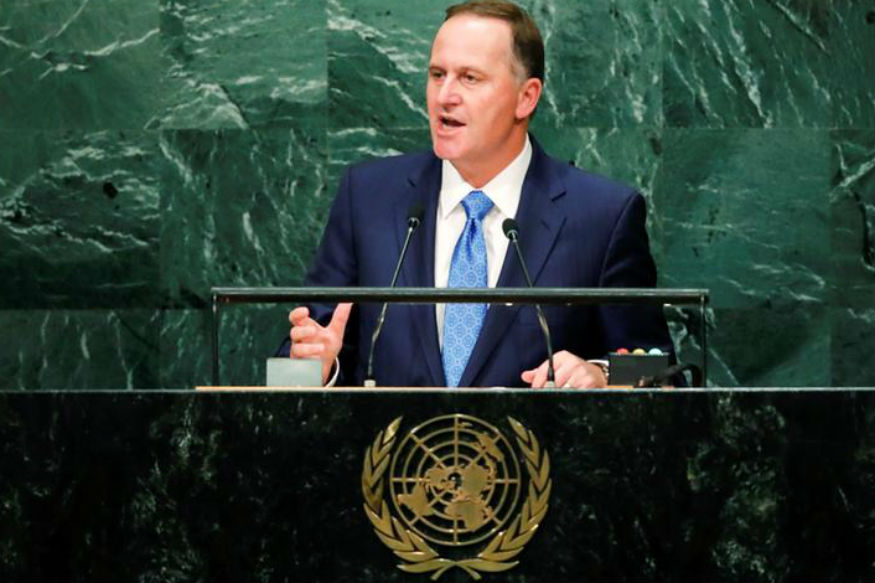 New Zealand PM Arrives, Modi Likely to Seek Support on NSG Entry During Meet Tomorrow