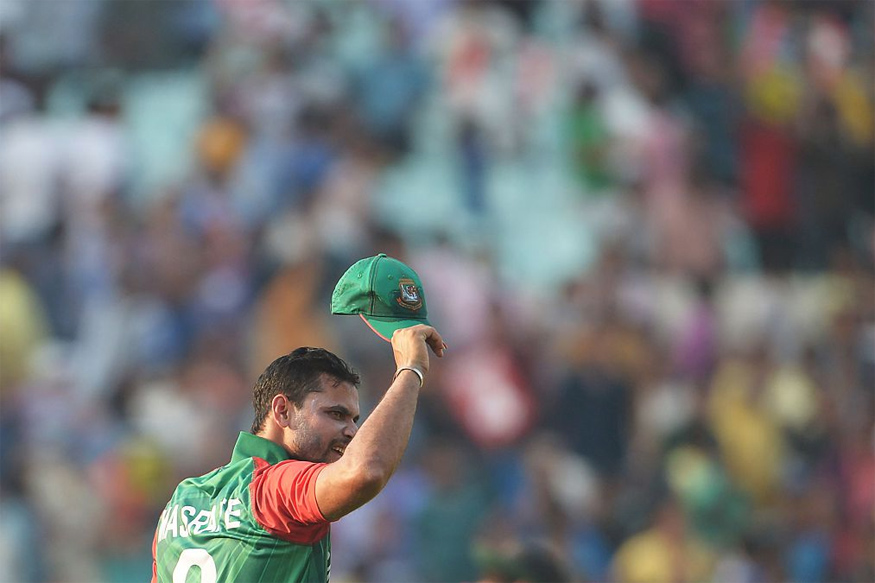 Image result for mashrafe getty