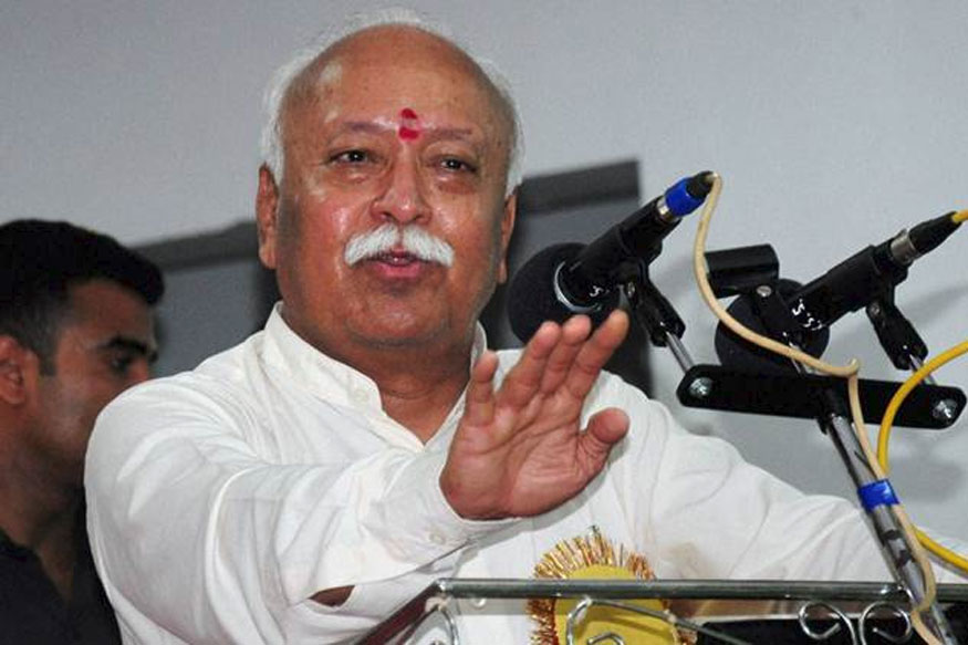 Mohan Bhagwat to Discuss Ways to Have Indian Point of View at DU Seminar