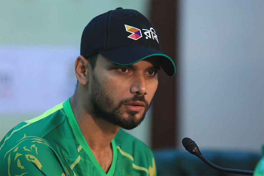 Mashrafe Mortaza. (Getty Images)