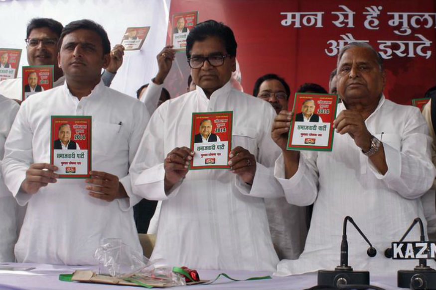 Who Stands With Whom in Samajwadi Party Pariwar