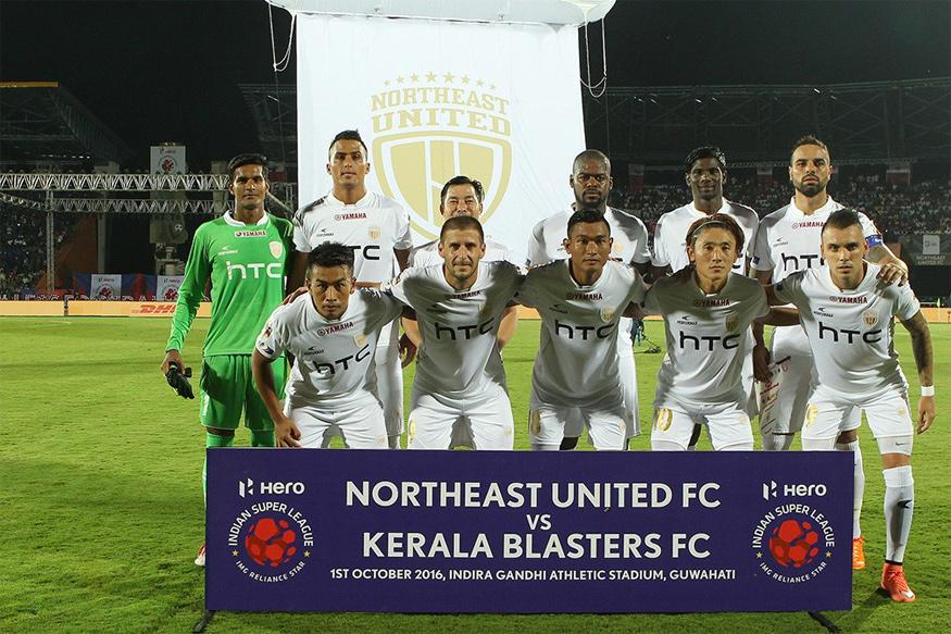 NorthEast United FC. (Image Credit: ISL)