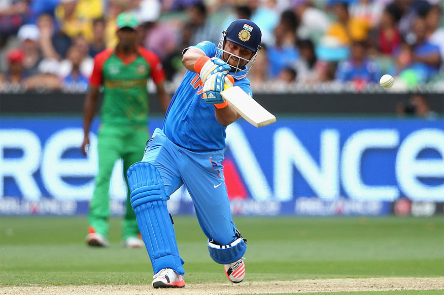 Suresh Raina (Getty Images)