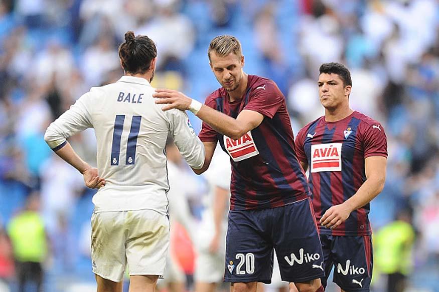 Bale vs Eibar (Getty Images)