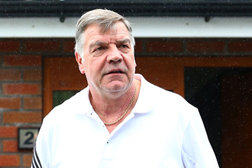 Sam Allardyce. (Getty Images)