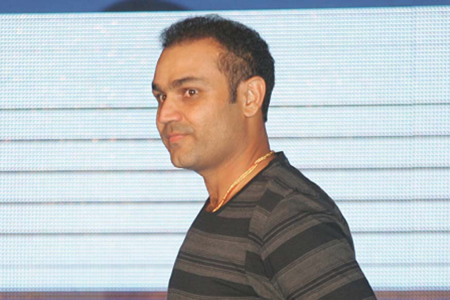 Happy Birthday Virender Sehwag : His Twitter Account Proves He Is A Bomb On Social Media
