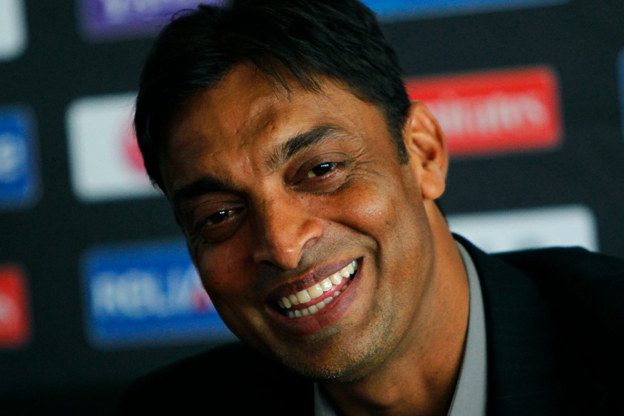 A file photo of Shoaib Akhtar. (Reuters)