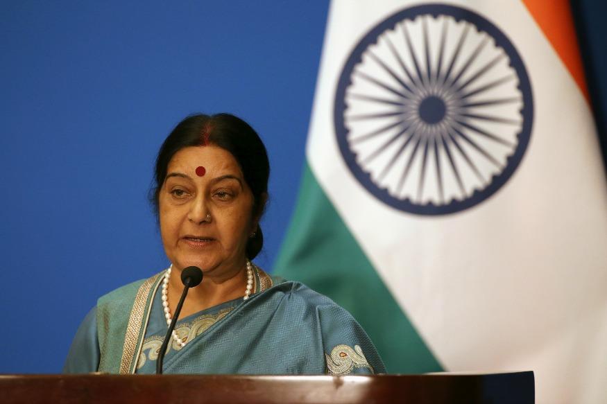 Sushma Swaraj Speaks to UP CM over Nigerian Students Attack, Promises Action