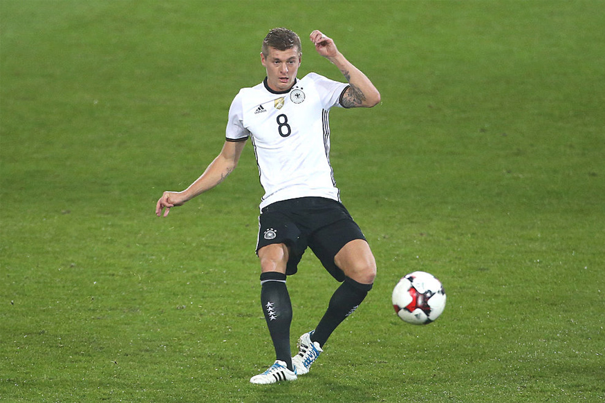 Toni Kroos. (Getty Images)