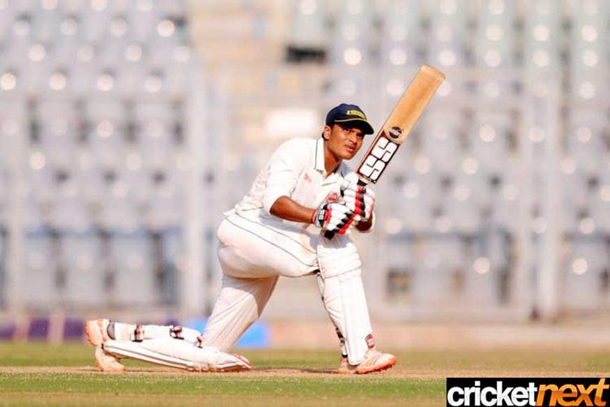 Saurabh Wakaskar. (Image Credit: CricketNext)