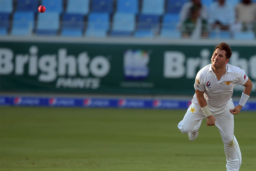 Yasir Shah. (Getty Images)
