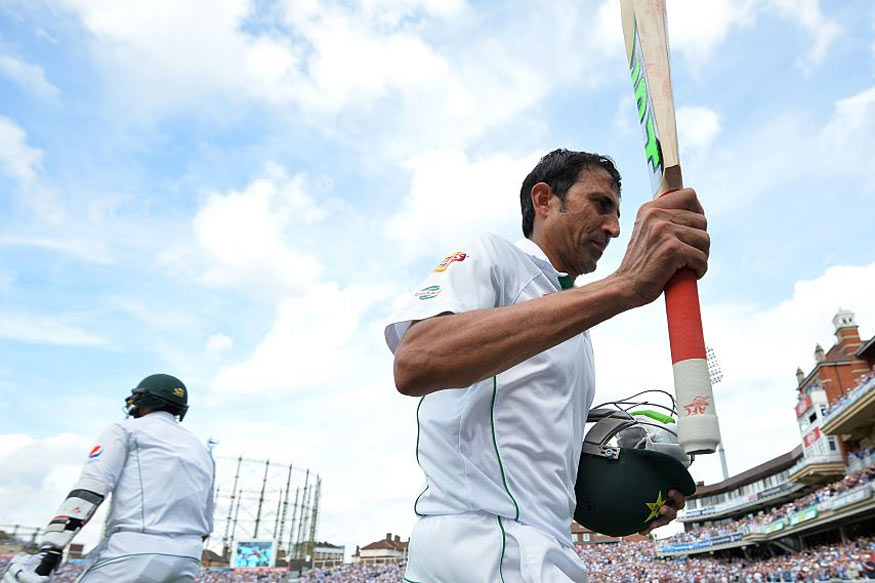 Younis Khan. (Getty Images)