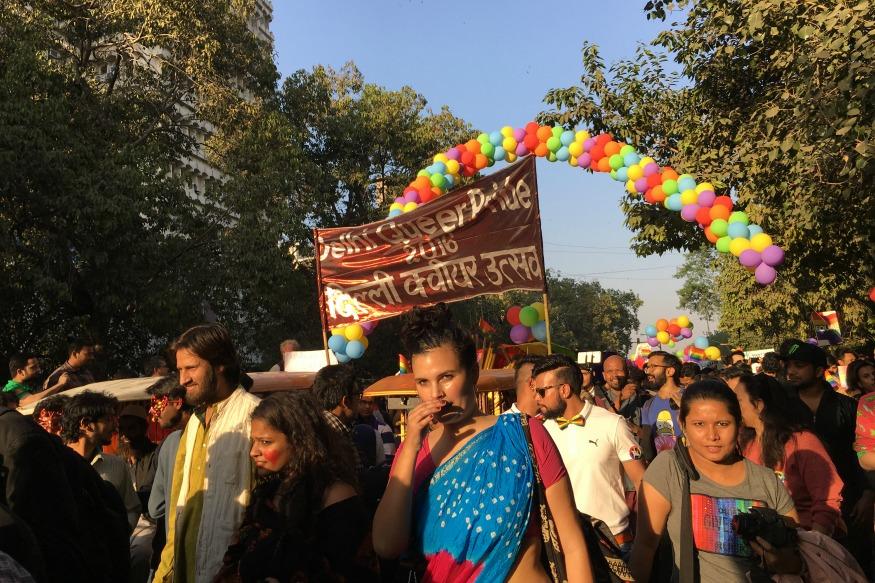 Delhi Pride Parade