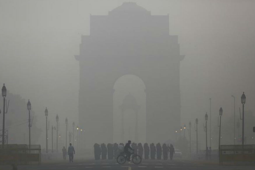 Global Study Says 25 Lakh Died in India Due to Pollution in 2015