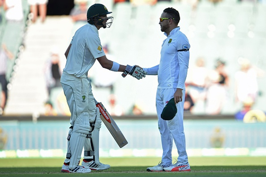 Australia vs South Africa in Adelaide. (Getty Images)