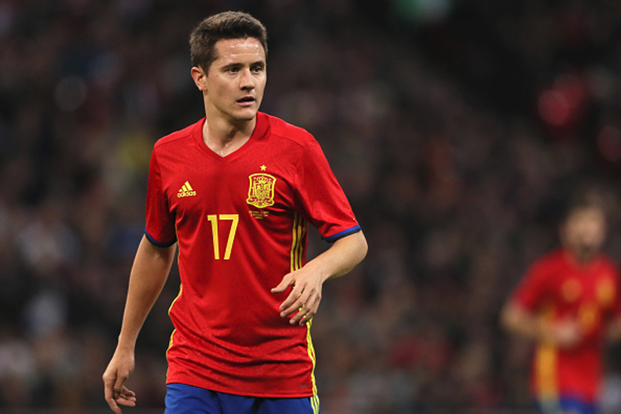 Ander Herrera. (Getty Images)