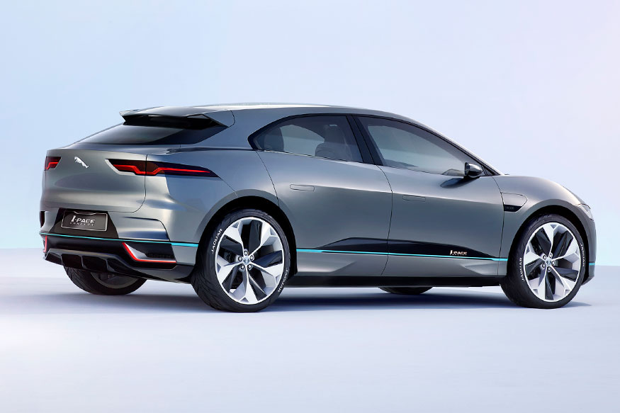 Jaguar-I-Pace-Rear