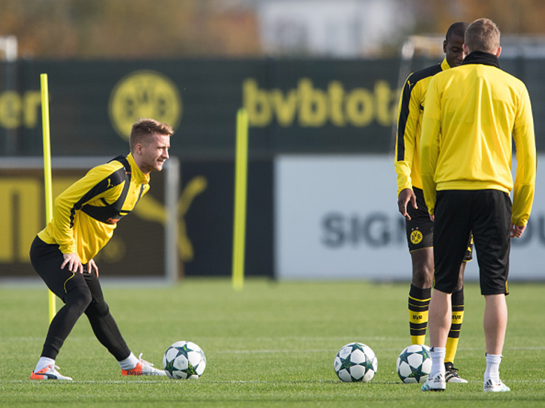 Marco Reus. (Getty Images)