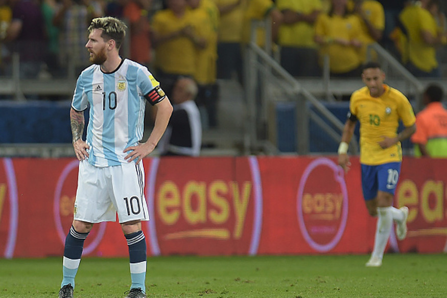 File Image of Brazil vs Argentina. (Getty Images)