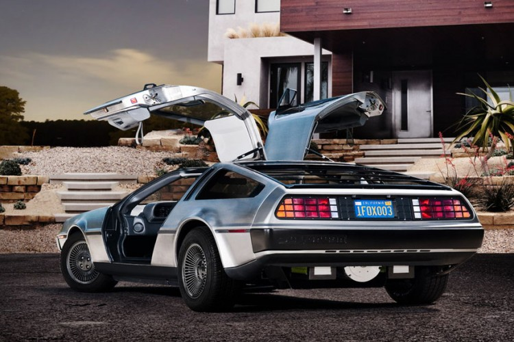 DeLorean DMC-12 (1981-1983) (Image: DMC)