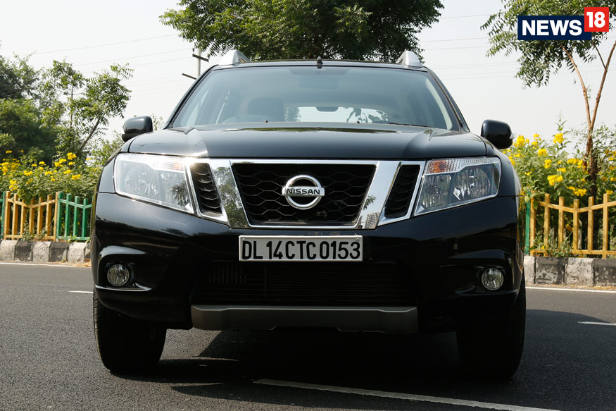 Nissan-Terrano-AMT-Front