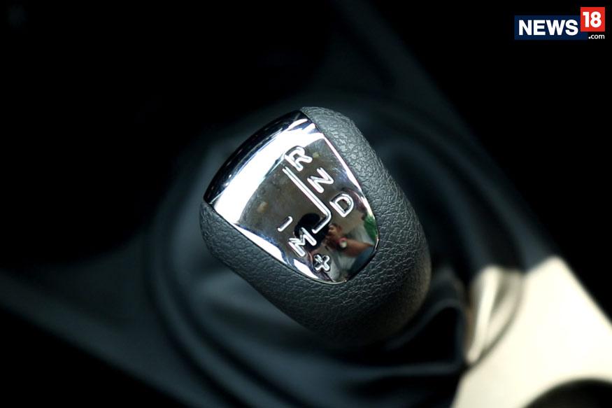 Nissan-Terrano-AMT-Gear