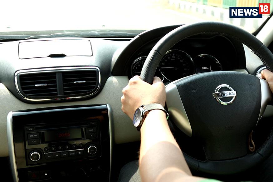 Nissan-Terrano-AMT-Interiors