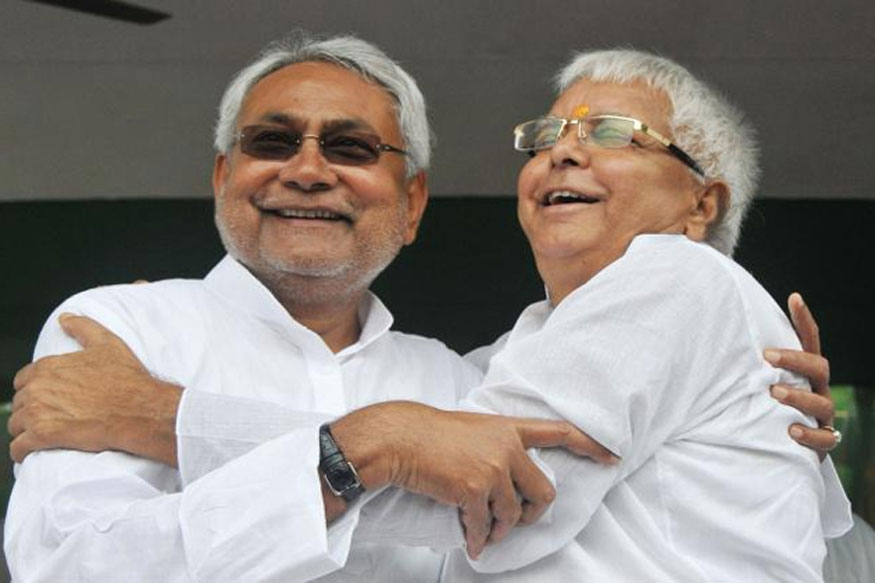 Nitish Kumar Dealing With Lalu Yadav the Way he Dealt With BJP in 2013