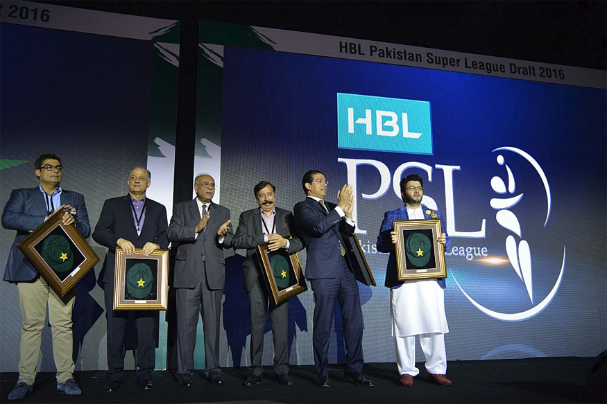File Image of Pakistan Super League Launch. (Getty Images)